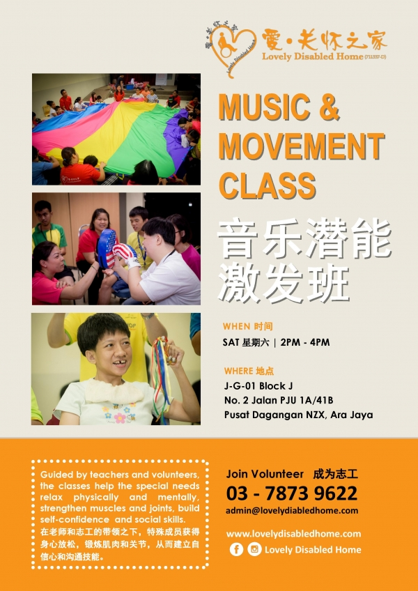 Music & Movement Class